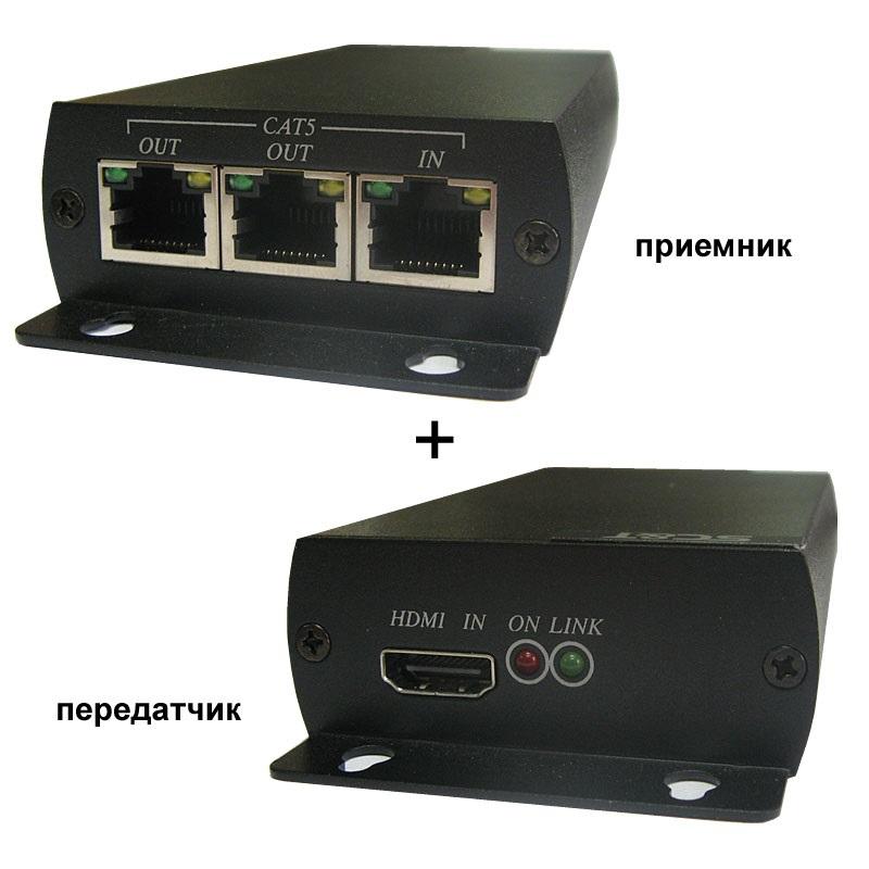 Передатчик сигнала и приемник